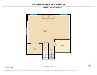 Photo 33: 32 Coverton Heights NE in Calgary: Coventry Hills Detached for sale : MLS®# A1046669