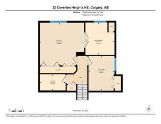 Photo 31: 32 Coverton Heights NE in Calgary: Coventry Hills Detached for sale : MLS®# A1046669