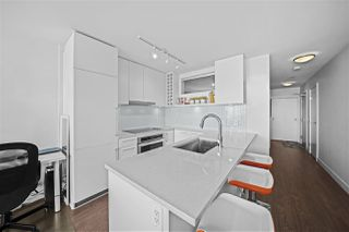 "Photo 7: 1607 668 COLUMBIA Street in New Westminster: Quay Condo for sale in ""TRAPP + HOLBROOK"" : MLS®# R2515895"