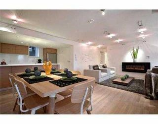 Photo 3: 1060 CARDERO Street in Vancouver: West End VW Townhouse for sale (Vancouver West)  : MLS®# V969678