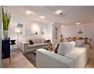 Photo 6: 1060 CARDERO Street in Vancouver: West End VW Townhouse for sale (Vancouver West)  : MLS®# V969678