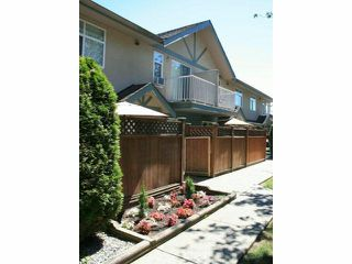 """Photo 11: 8 20258 MICHAUD Crescent in Langley: Langley City Townhouse for sale in """"TUDOR PLACE"""" : MLS®# F1318001"""