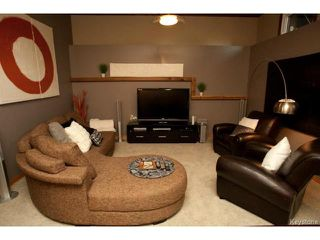 Photo 14: 65 Nolin Place in WINNIPEG: Fort Garry / Whyte Ridge / St Norbert Residential for sale (South Winnipeg)  : MLS®# 1319283