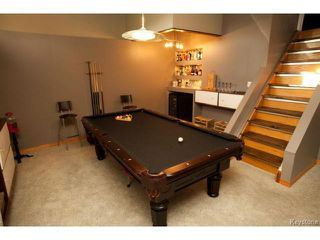Photo 11: 65 Nolin Place in WINNIPEG: Fort Garry / Whyte Ridge / St Norbert Residential for sale (South Winnipeg)  : MLS®# 1319283