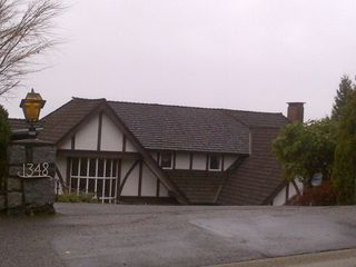 Photo 1: 1348 Whitby Rd in West Vancouver: Chartwell House for sale