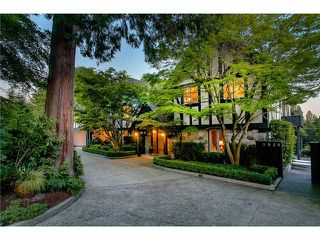 Photo 1: 1850 Mathers Avenue in Vancouver: House for sale : MLS®# V1025095
