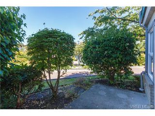 Photo 3: 103 1485 Garnet Road in VICTORIA: SE Cedar Hill Condo Apartment for sale (Saanich East)  : MLS®# 340063