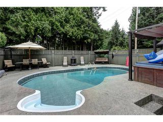 Photo 15: 1585 LINCOLN AV in Port Coquitlam: Oxford Heights House for sale