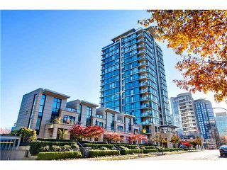 Photo 1: 300 1863 Alberni Street in Vancouver West: West End VW Condo for sale : MLS®# V1062038