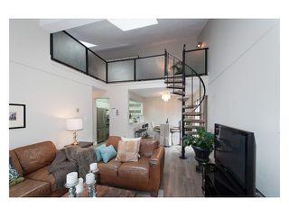 Photo 1: # PH3 1827 W 3RD AV in Vancouver: Kitsilano Condo for sale (Vancouver West)  : MLS®# V1098096