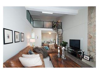 Photo 4: # PH3 1827 W 3RD AV in Vancouver: Kitsilano Condo for sale (Vancouver West)  : MLS®# V1098096