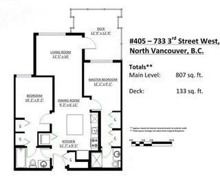 Photo 20: 405 733 W 3RD STREET in North Vancouver: Hamilton Condo for sale : MLS®# R2069508