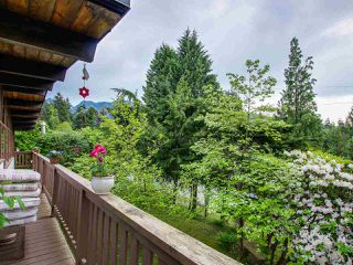 Main Photo: St. Giles Road in West Vancouver: Glenmore House for rent