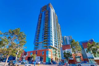 Photo 20: DOWNTOWN Condo for rent : 1 bedrooms : 800 The Mark Ln #1503 in San Diego