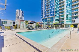 Photo 23: DOWNTOWN Condo for rent : 1 bedrooms : 800 The Mark Ln #1503 in San Diego