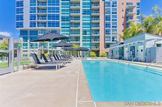 Photo 24: DOWNTOWN Condo for rent : 1 bedrooms : 800 The Mark Ln #1503 in San Diego