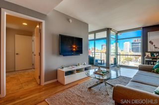 Photo 2: DOWNTOWN Condo for rent : 1 bedrooms : 800 The Mark Ln #1503 in San Diego