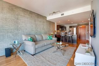 Photo 3: DOWNTOWN Condo for rent : 1 bedrooms : 800 The Mark Ln #1503 in San Diego