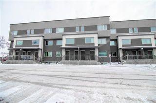 Photo 1: 8 1230 Cahmberlain Avenue in Winnipeg: Townhouse for sale (4C)  : MLS®# 202002429