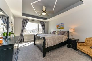 Photo 17: 10510 153 Street in Edmonton: Zone 21 House Half Duplex for sale : MLS®# E4193945