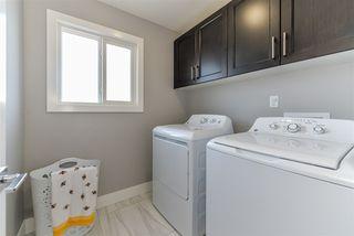 Photo 22: 10510 153 Street in Edmonton: Zone 21 House Half Duplex for sale : MLS®# E4193945