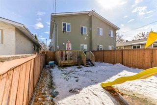 Photo 26: 10510 153 Street in Edmonton: Zone 21 House Half Duplex for sale : MLS®# E4193945