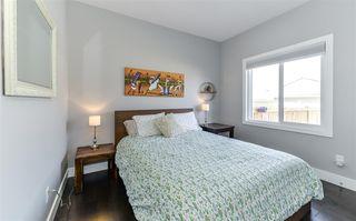 Photo 14: 10510 153 Street in Edmonton: Zone 21 House Half Duplex for sale : MLS®# E4193945