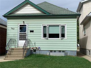 Photo 1: 362 Inglewood Street in Winnipeg: St James Residential for sale (5E)  : MLS®# 202019304