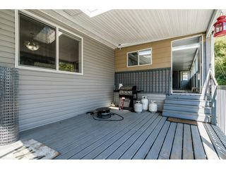 Photo 40: 40160 SOUTH PARALLEL Road in Abbotsford: Sumas Prairie Manufactured Home for sale : MLS®# R2487480