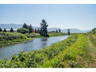 Photo 29: 40160 SOUTH PARALLEL Road in Abbotsford: Sumas Prairie Manufactured Home for sale : MLS®# R2487480