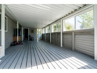Photo 39: 40160 SOUTH PARALLEL Road in Abbotsford: Sumas Prairie Manufactured Home for sale : MLS®# R2487480