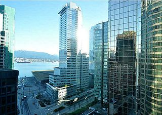 "Photo 1: 1605 1128 W HASTINGS Street in Vancouver: Coal Harbour Condo for sale in ""Marriott Pinnacle Hotel"" (Vancouver West)  : MLS®# R2514257"