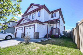 Main Photo: 11425 14 Avenue in Edmonton: Zone 55 House Half Duplex for sale : MLS®# E4220435