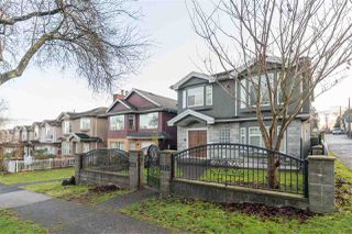 Main Photo: 3320 E 3RD Avenue in Vancouver: Renfrew VE House for sale (Vancouver East)  : MLS®# R2525146