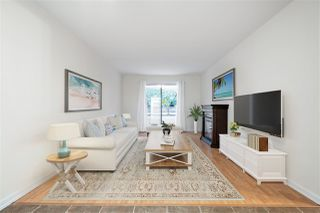 """Photo 1: 102 1341 GEORGE Street: White Rock Condo for sale in """"Oceanview"""" (South Surrey White Rock)  : MLS®# R2527768"""