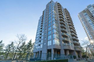 Main Photo: 708 9623 MANCHESTER Drive in Burnaby: Cariboo Condo for sale (Burnaby North)  : MLS®# R2531080