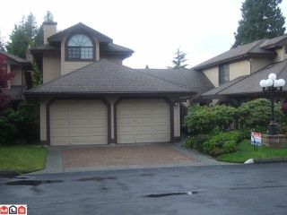 """Photo 1: 1 1838 SOUTHMERE Crescent in Surrey: Sunnyside Park Surrey Townhouse for sale in """"SOUTHPOINTE"""" (South Surrey White Rock)  : MLS®# F1204017"""