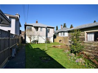 Photo 9: 6380 FLEMING Street in Vancouver: Knight House for sale (Vancouver East)  : MLS®# V939518