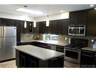 Photo 1: 970 Annie Street in VICTORIA: SE Quadra Strata Duplex Unit for sale (Saanich East)  : MLS®# 309084
