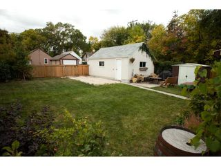 Photo 16: 520 St. Catherine Street in WINNIPEG: St Boniface Residential for sale (South East Winnipeg)  : MLS®# 1219381