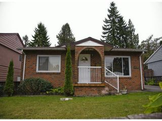 Photo 1: 14362 MELROSE Drive in SURREY: Bolivar Heights House for sale (North Surrey)  : MLS®# F1223454