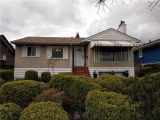Photo 1: 4525 PARKER Street in Burnaby: Brentwood Park House for sale (Burnaby North)  : MLS®# V988069