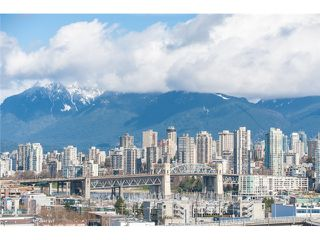 Photo 1: # 905 1650 W 7TH AV in Vancouver: Fairview VW Condo for sale (Vancouver West)  : MLS®# V996225
