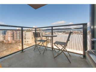 Photo 9: # 905 1650 W 7TH AV in Vancouver: Fairview VW Condo for sale (Vancouver West)  : MLS®# V996225