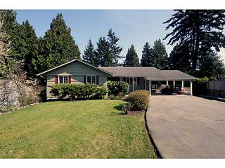 "Photo 1: 1140 EHKOLIE in Tsawwassen: English Bluff House for sale in ""THE VILLAGE"" : MLS®# V998356"