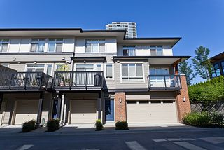 Photo 9: 16 1125 Kensal Place in Coquitlam: New Horizons Townhouse for sale : MLS®# V1017612