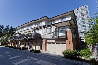 Photo 18: 16 1125 Kensal Place in Coquitlam: New Horizons Townhouse for sale : MLS®# V1017612