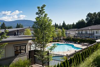 Photo 20: 16 1125 Kensal Place in Coquitlam: New Horizons Townhouse for sale : MLS®# V1017612