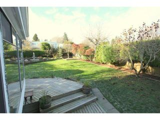 Photo 12: 1319 KENT ST in SURREY: White Rock House for sale (South Surrey White Rock)  : MLS®# F1323514
