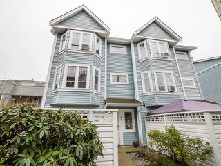 Photo 1: # 10 4965 47TH AV in Ladner: Ladner Elementary Condo for sale : MLS®# V1104185